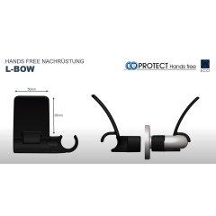Randi-Line® L-Bow 1 Paar  Hygienische...