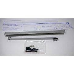 GEZE  Gleitschine TS 5000/3000 silber